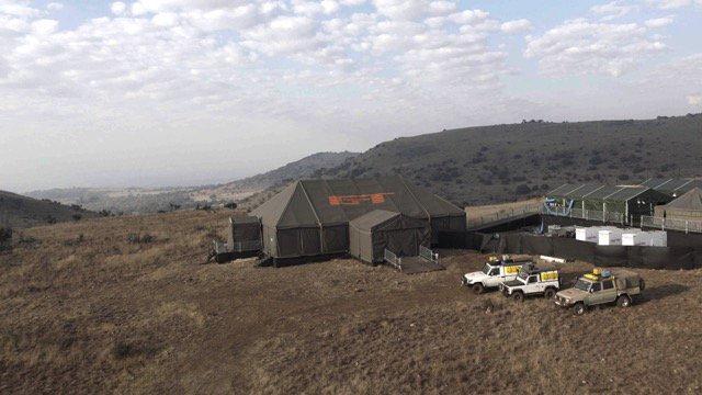 В Йоханнесбурге прошли съемки первого выпуска The Grand Tour